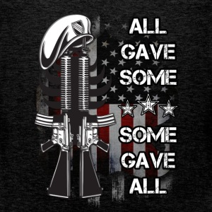 All gave some, some gave all - Men's Premium Tank Top