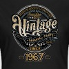Day One Vintage since 1967 - Original Parts RAHMENLOS Birthday T-Shirts - Frauen T-Shirt