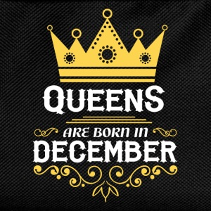 Queens are born in December Long Sleeve Shirts - Kids' Backpack