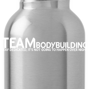 Team Bodybuilding - Trinkflasche