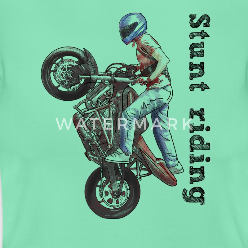 Stunt riding T-shirts - Vrouwen T-shirt