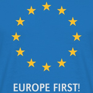 Europe First! Tops - Camiseta hombre