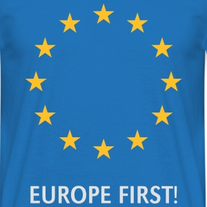 Europe First! Sweat-shirts - T-shirt Homme