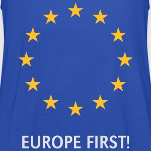 Europe First! T-Shirts - Frauen Tank Top von Bella