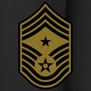 Command Chief Master Sergeant CCM, Air Force Camisetas - Camiseta de manga larga premium hombre
