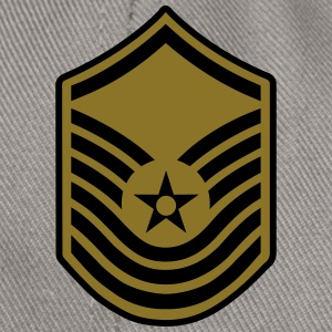 Senior Master Sergeant SMSgt, Air Force Tee shirts - Casquette snapback