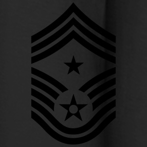 Command Chief Master Sergeant CCM, US Air Force Camisetas - Camiseta de manga larga premium hombre