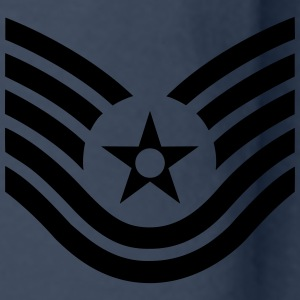 Technical Sergeant TSgt, US Air Force Camisetas - Camiseta de manga larga premium hombre