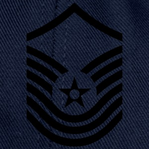 Senior Master Sergeant SMSgt, US Air Force Tee shirts - Casquette snapback