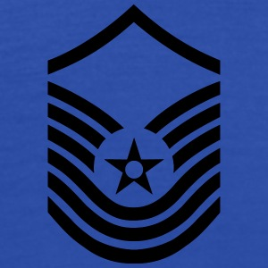 Senior Master Sergeant SMSgt, US Air Force Magliette - Top da donna della marca Bella