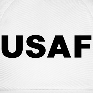 Airman Basic AB, US Air Force, Mision Militar ™ Magliette - Cappello con visiera