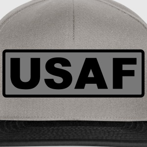 Airman Basic AB, Air Force, Mision Militar ™ T-Shirts - Snapback Cap