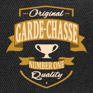 Garde Chasse Tee shirts - Casquette snapback