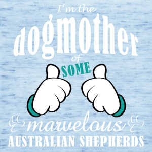 Dogmother, some Aussies Shirts - Women's Tank Top by Bella