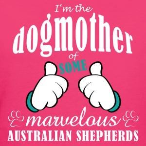 Dogmother, some Aussies Tops - Women's Organic T-shirt