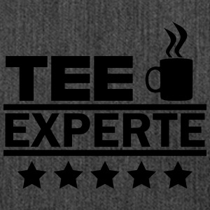 tee experte T-Shirts - Schultertasche aus Recycling-Material