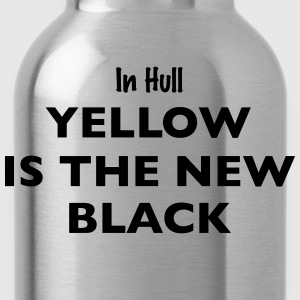 InHullYellowIsTheNewBlack T-Shirts - Water Bottle