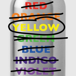 RainbowYellow T-Shirts - Water Bottle