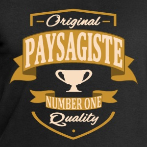 Paysagiste Tee shirts - Sweat-shirt Homme Stanley & Stella