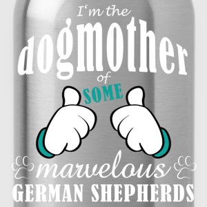 Dogmother some German Shepherds Tee shirts - Gourde