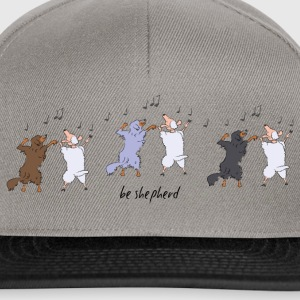 Shepherds and Sheep T-shirts - Snapback cap
