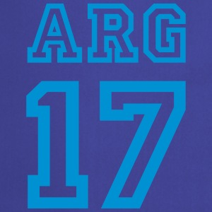 LARGENTINE 2017 Tee shirts - Tablier de cuisine