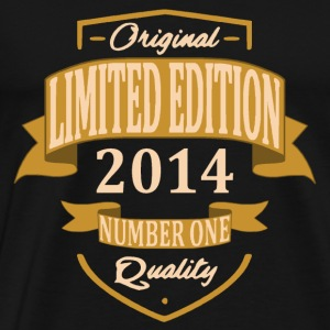 Limited Edition 2014 - T-shirt Premium Homme
