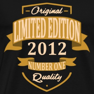 Limited Edition 2012 - T-shirt Premium Homme