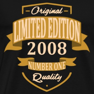 Limited Edition 2008 - T-shirt Premium Homme