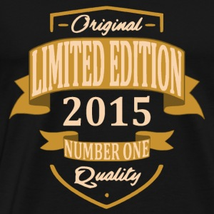 Limited Edition 2015 - T-shirt Premium Homme