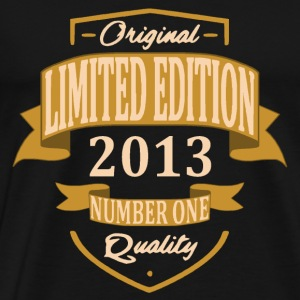 Limited Edition 2013 - T-shirt Premium Homme
