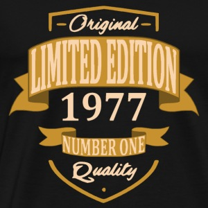 Limited Edition 1977 - T-shirt Premium Homme