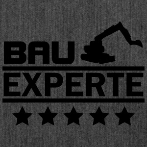 bau experte T-Shirts - Schultertasche aus Recycling-Material