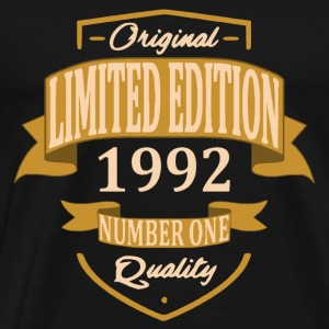 Limited Edition 1992 - T-shirt Premium Homme