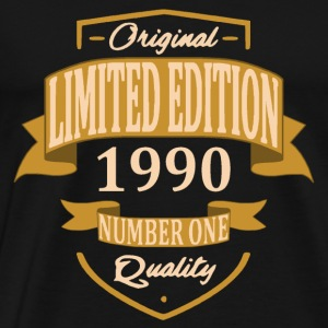 Limited Edition 1990 - T-shirt Premium Homme