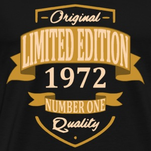 Limited Edition 1972 - T-shirt Premium Homme