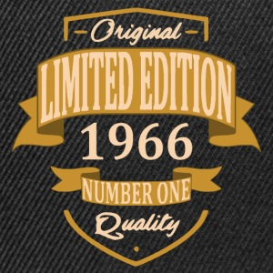 Limited Edition 1966 - Casquette snapback