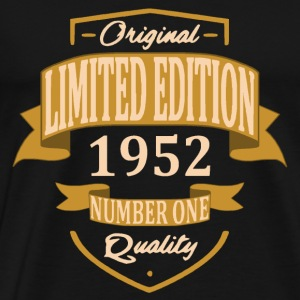 Limited Edition 1952 - T-shirt Premium Homme