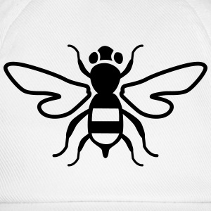 bee T-Shirts - Baseball Cap