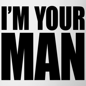 I'm your man T-shirts - Kop/krus
