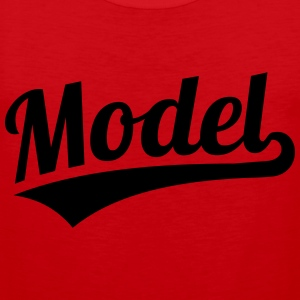 Model T-Shirts - Männer Premium Tank Top