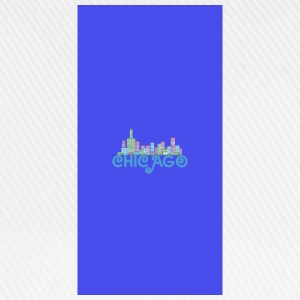 Chicago Skyline - Case Overig - Baseballcap