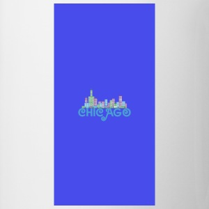 Chicago Skyline - Case Autres - Tasse
