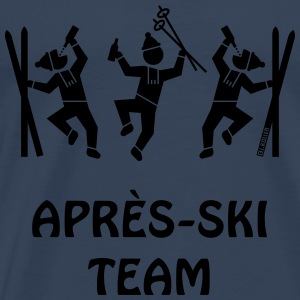 Après-Ski Team Tops - Men's Premium T-Shirt