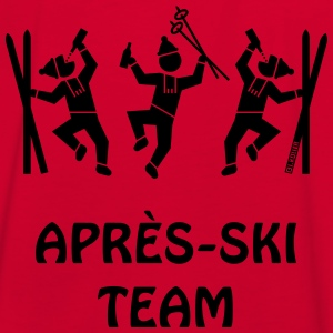 Après-Ski Team Jackets & Vests - Men's Ringer Shirt