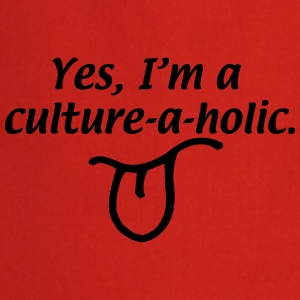 Culture-A-Holic T-Shirts - Cooking Apron