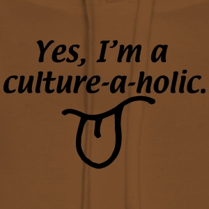 Culture-A-Holic T-Shirts - Women's Premium Hoodie
