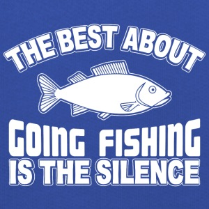 Fishing in Silence - Kinder Premium Hoodie