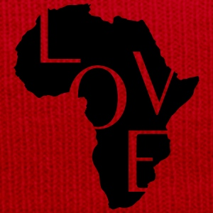 AFRICA LOVE T-Shirts - Winter Hat