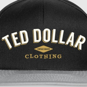Ted Dollar Clothing cream Tee shirts - Casquette snapback